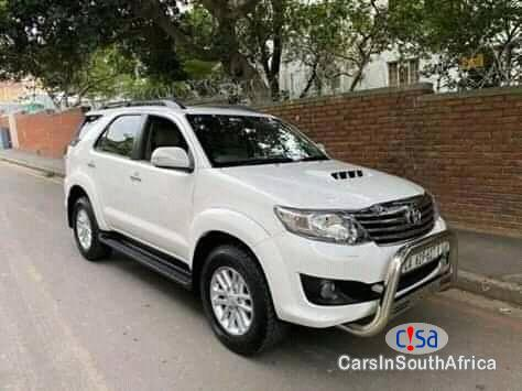 Picture of Toyota Fortuner 3.0 Manual 2015