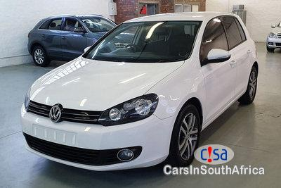 Volkswagen Golf 2 0 Automatic 2007