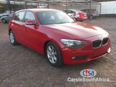 Picture of BMW 1-Series 118 Automatic 2013