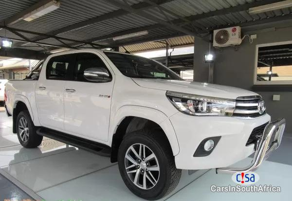 Picture of Toyota Hilux DG6 Manual 2018