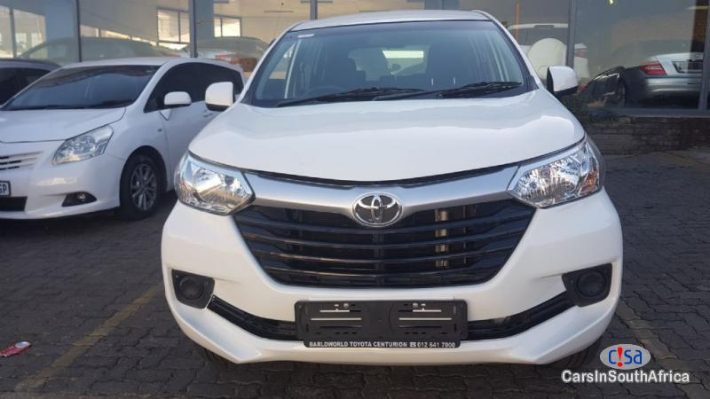 Picture of Toyota Avanza 1.5 Manual 2018