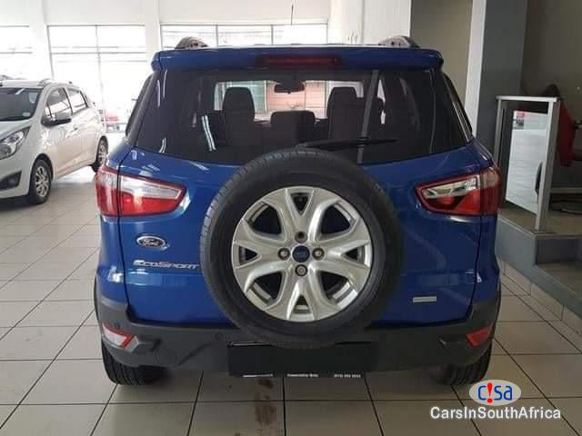 Ford EcoSport 1.0 Manual 2015
