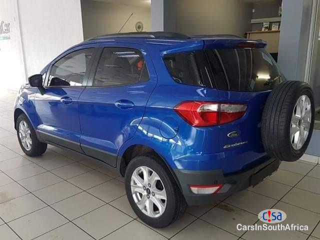 Ford EcoSport 1.0 Manual 2015 in South Africa