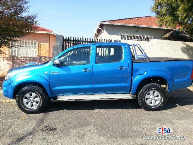 Picture of Toyota Hilux 3.0 D4D Bakkie Manual 2005