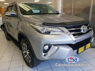 Picture of Toyota Fortuner 2.8D4 Automatic 2017