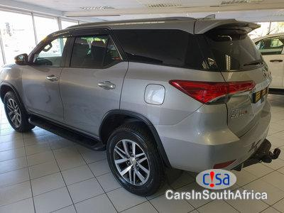 Toyota Fortuner 2.8D4 Automatic 2017 in South Africa