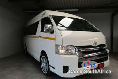 Picture of Toyota Quantum 2.7GL 10 SEATS Manual 2012