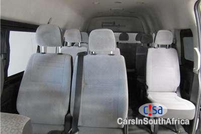 Toyota Quantum 2.7GL 10 SEATS Manual 2012 in South Africa
