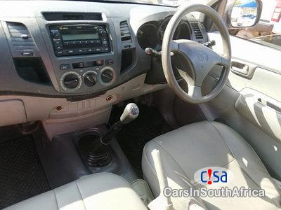 Picture of Toyota Hilux 2.0 Manual 2013 in North West