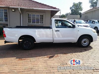 Picture of Toyota Hilux 2.0 Manual 2013 in South Africa