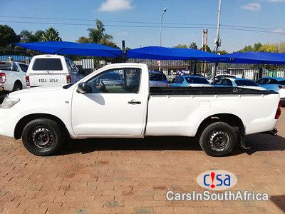 Toyota Hilux 2.0 Manual 2013 in North West - image
