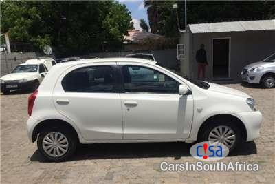 Toyota Etios 1.5 Manual 2012
