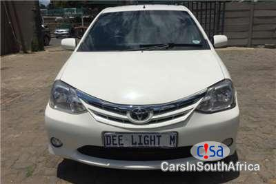 Toyota Etios 1.5 Manual 2012 in Free State