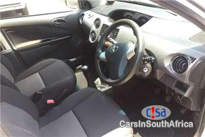 Toyota Etios 1.5 Manual 2012 in South Africa