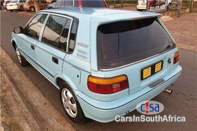 Picture of Toyota Tazz 1.3 Manual 2006 in Eastern Cape