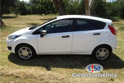 Picture of Ford Fiesta 1.4 Manual 2016