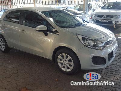 Picture of Kia Rio 1.2 Manual 2012