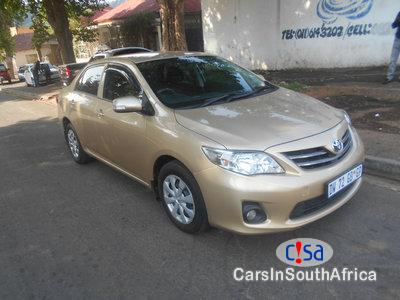 Picture of Toyota Corolla 1.6 Manual 2012