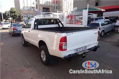 Toyota Hilux 2.5 Manual 2011 in North West