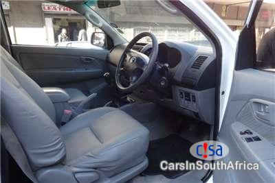 Toyota Hilux 2.5 Manual 2011 in South Africa