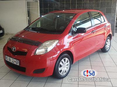 Toyota Yaris 1.3 Manual 2013