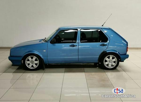 Picture of Volkswagen Golf 1.6 Sport Manual 2010