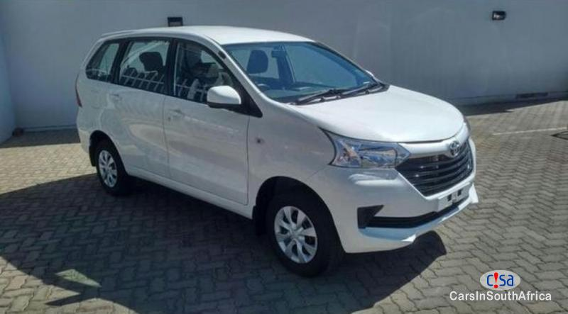 Picture of Toyota Avanza Manual 2017 in South Africa