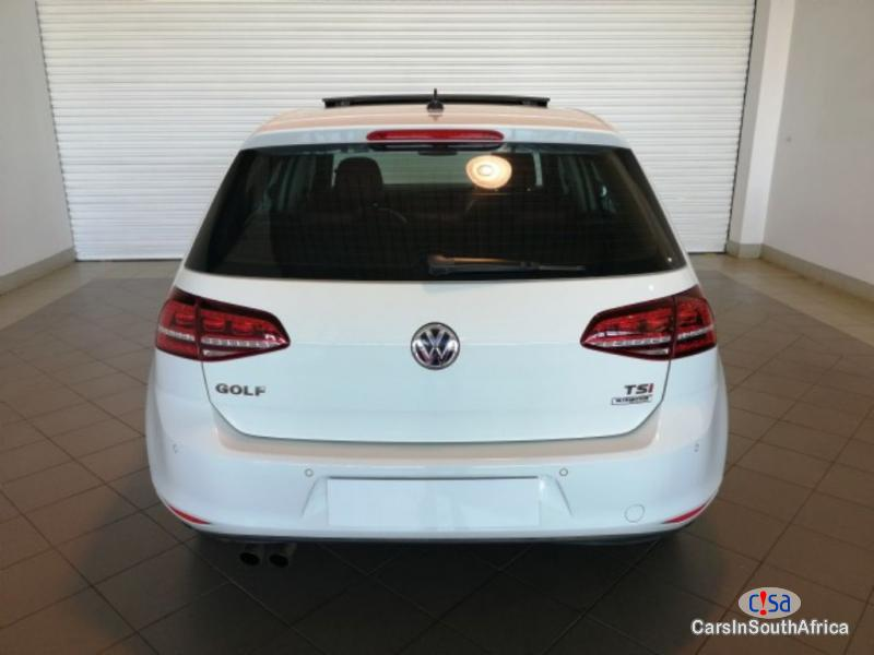 Volkswagen Golf Automatic 2017 in South Africa