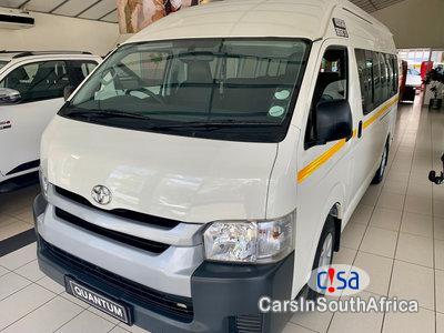 Toyota Quantum 2.5 Manual 2018 in Gauteng