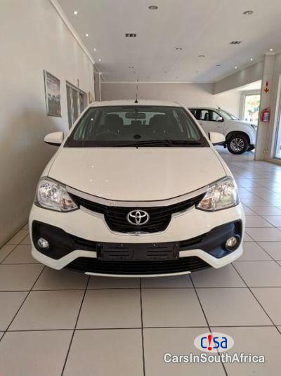 Picture of Toyota Etios 1.2 Manual 2017