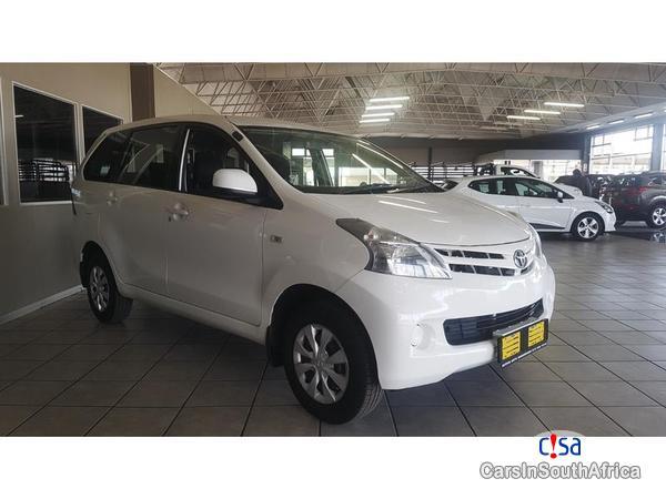 Picture of Toyota Avanza Automatic 2014