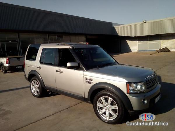 Picture of Land Rover Discovery Automatic 2010