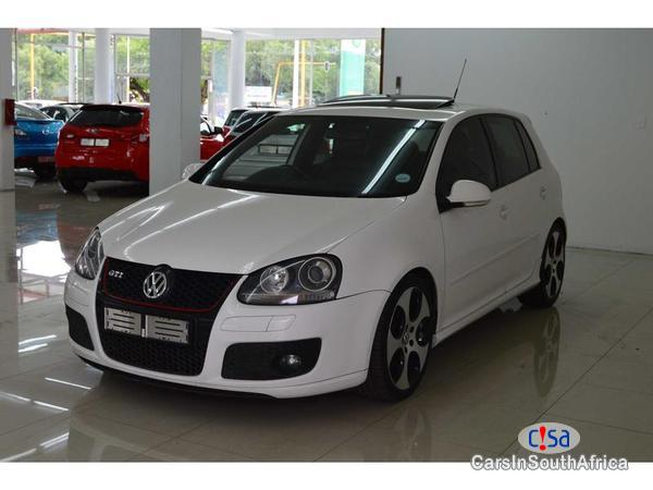Picture of Volkswagen Golf Manual 2007