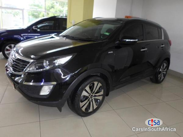 Picture of Kia Sportage Automatic 2013