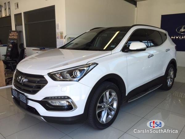 Hyundai Santa Fe Automatic 2015