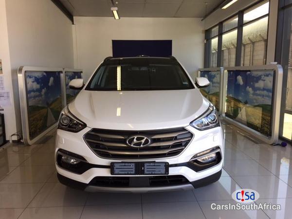 Hyundai Santa Fe Automatic 2015 in Gauteng