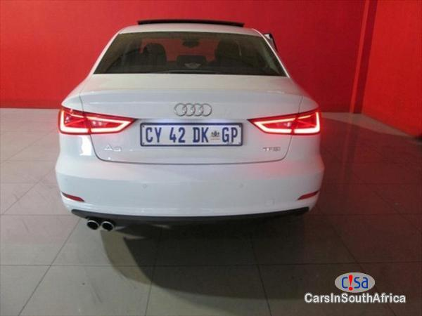 Audi A3 14lt Tfsi Automatic 2015 in South Africa