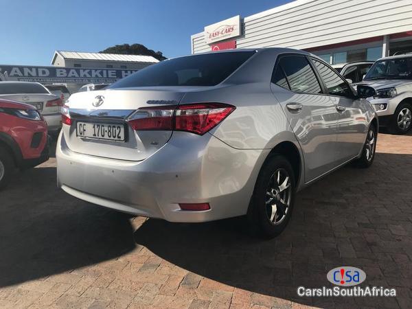 Toyota Corolla Manual 2015 in Mpumalanga