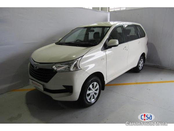 Picture of Toyota Avanza 1.5xs Automatic 2016