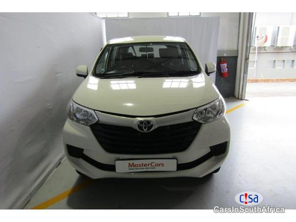 Toyota Avanza 1.5xs Automatic 2016