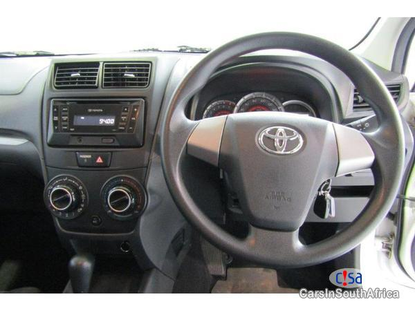 Picture of Toyota Avanza 1.5xs Automatic 2016 in South Africa