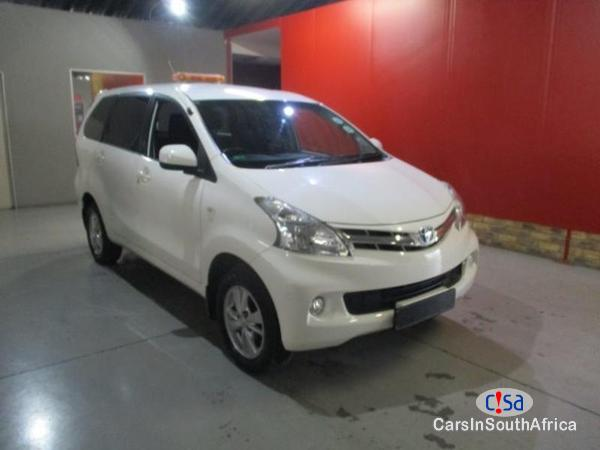 Picture of Toyota Avanza 1.5xs Manual 2014