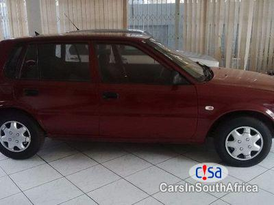 Picture of Toyota Tazz Automatic 2006