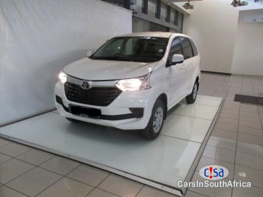 Picture of Toyota Avanza Family Car Manual 2016