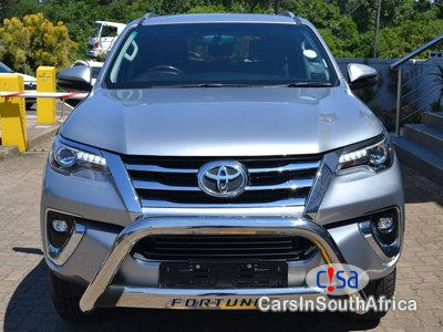Picture of Toyota Fortuner 3.0 Automatic 2019