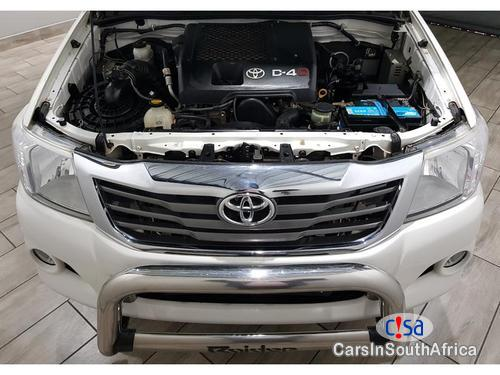 Picture of Toyota Hilux 2.0 Manual 2011 in North West