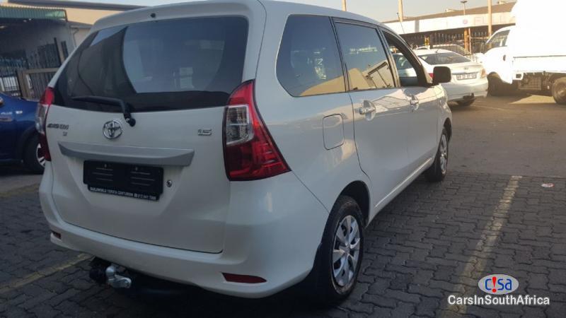 Toyota Avanza 1.5 Manual 2016 in South Africa