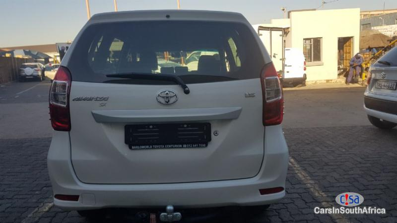Picture of Toyota Avanza 1.5 Manual 2016 in Gauteng