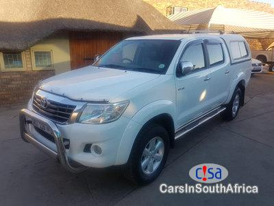 Picture of Toyota Hilux 4.0 V6 Raider 4X4 Manual 2013