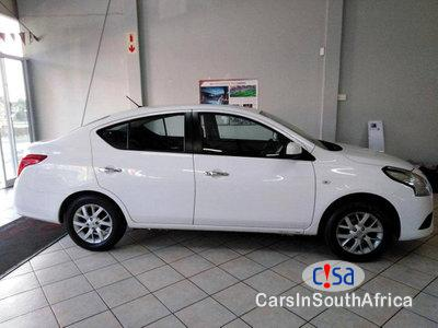 Nissan Almera 1.5 Manual 2016 in South Africa